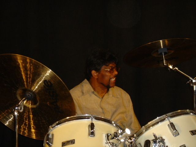 The Great James Gadson Los Angeles, 2005
