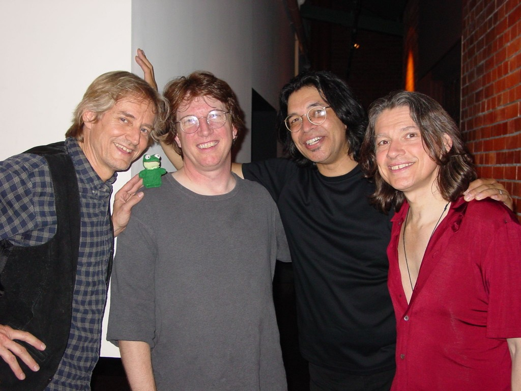 Robben Ford Band 1